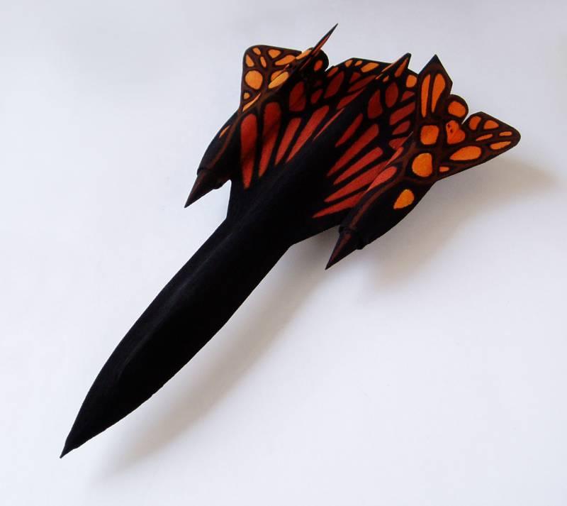 Blackbird Desgodinsi