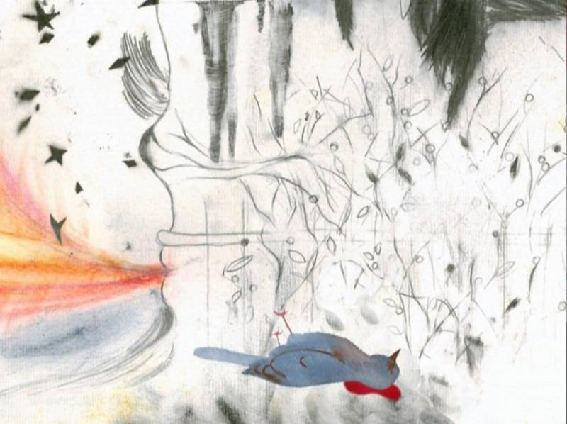 Kulička Smrt Milena