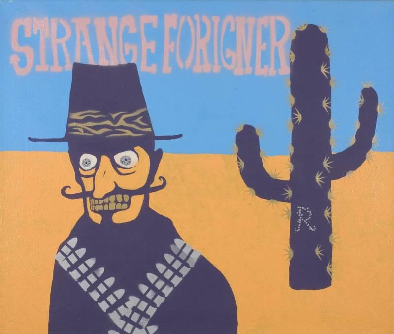 Strange Foreigner
